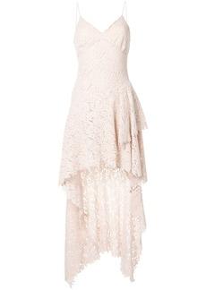 Philosophy floral lace design dress