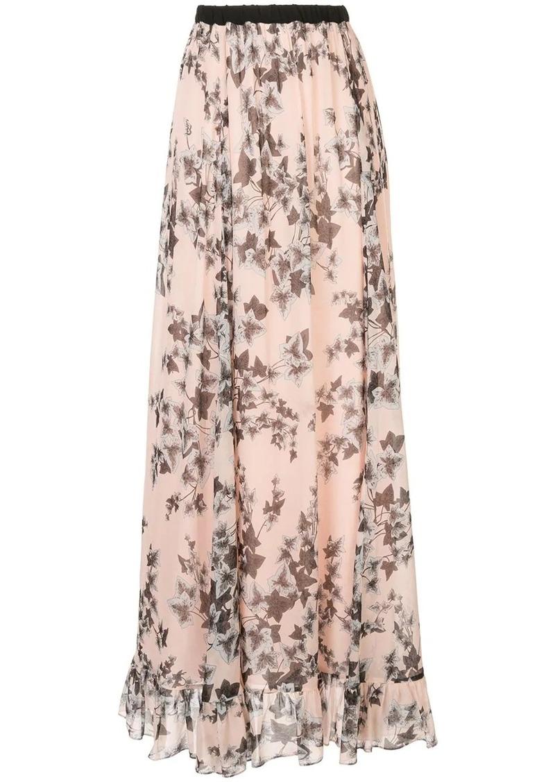 Philosophy floral print skirt