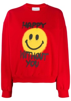 Philosophy Happy Without You sweatshirt
