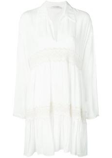 Philosophy lace appliqué dress