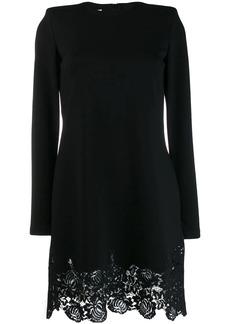 Philosophy lace trim dress