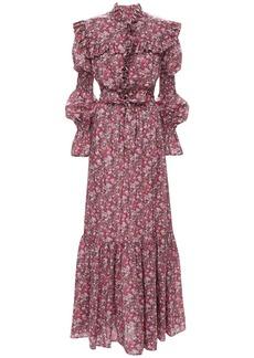 Philosophy Liberty Cotton Muslin Long Dress