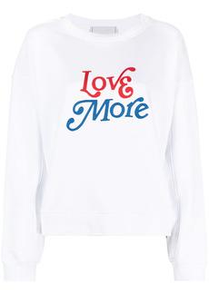 Philosophy Love More jumper