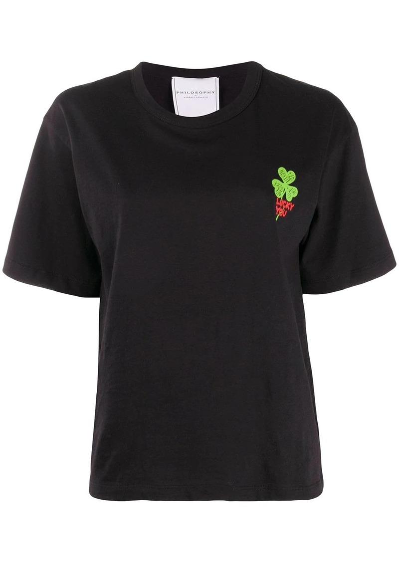 Philosophy Lucky You T-shirt