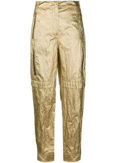 Philosophy metallic trousers