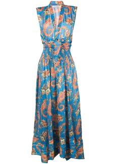 Philosophy paisley print dress