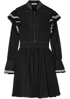 Philosophy Di Lorenzo Serafini Woman Cotton Mini Dress Black