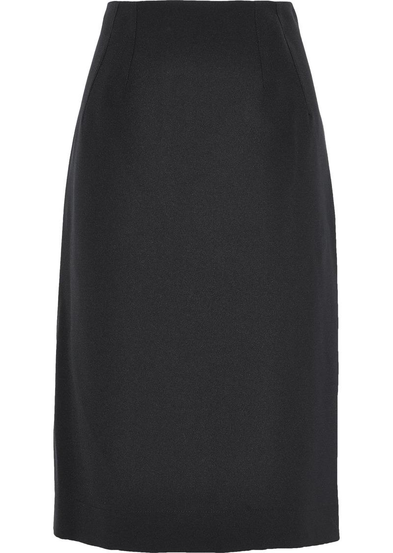 Philosophy Di Lorenzo Serafini Woman Crepe Pencil Skirt Black