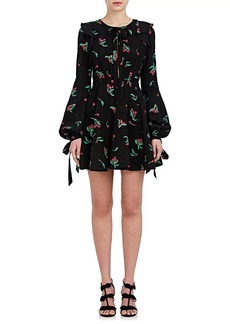 Philosophy di Lorenzo Serafini Women's Cherry-Print Mini Dress
