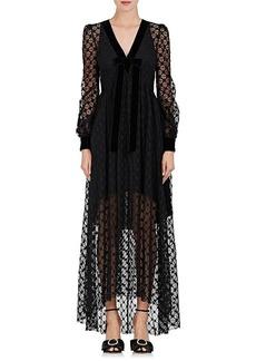 Philosophy di Lorenzo Serafini Women's Lace Maxi Dress