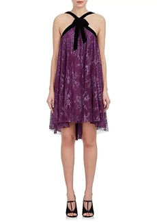 Philosophy di Lorenzo Serafini Women's Lace Mini Dress