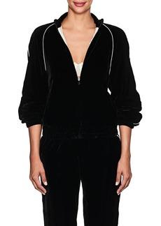 Philosophy di Lorenzo Serafini Women's Velvet Track Jacket