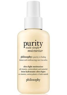 philosophy purity Made Simple Ultra-Light Moisturizer, 4.7-oz.