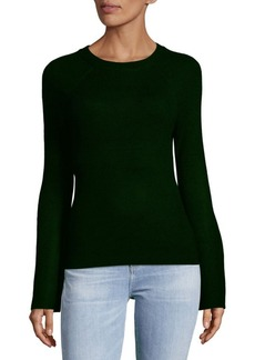 Philosophy Ribbed Slim-Fit Pullover