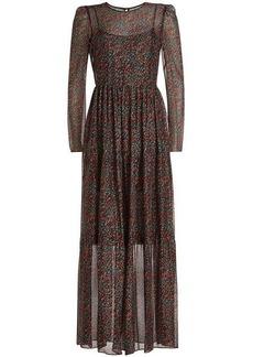 Philosophy Printed Dress