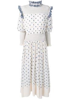 Philosophy printed maxi dress