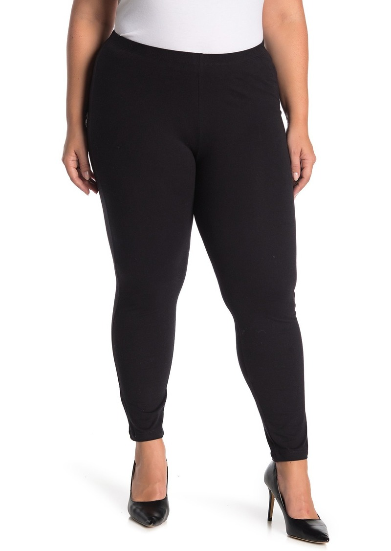Philosophy Pull-On Knit Leggings (Plus Size)