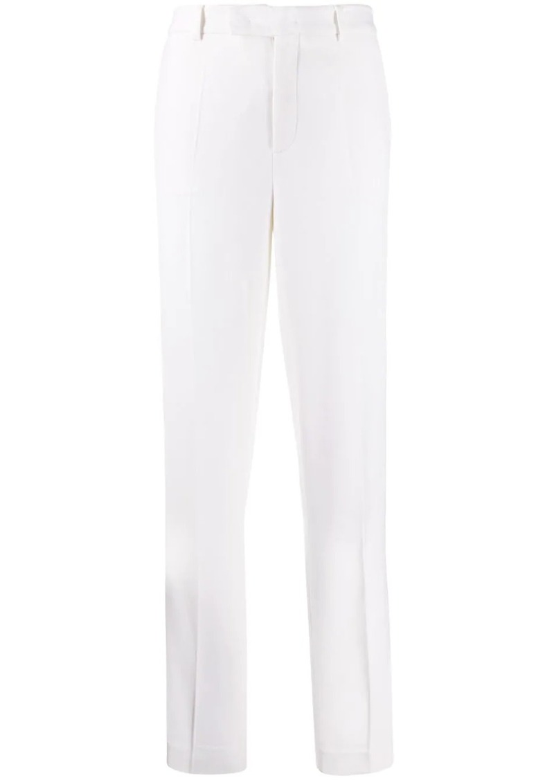 Philosophy racer stripe trousers