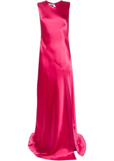 Philosophy satin maxi dress