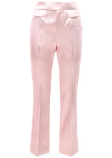 Philosophy Satin Straight Pants