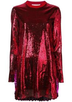 Philosophy sequin short dress