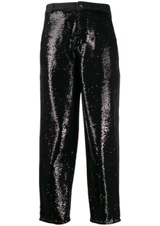 Philosophy sequin trousers