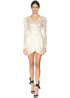 Philosophy Sequined Mini Dress