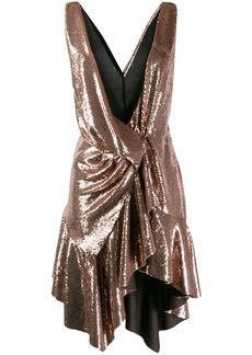 Philosophy sleeveless asymmetric dress