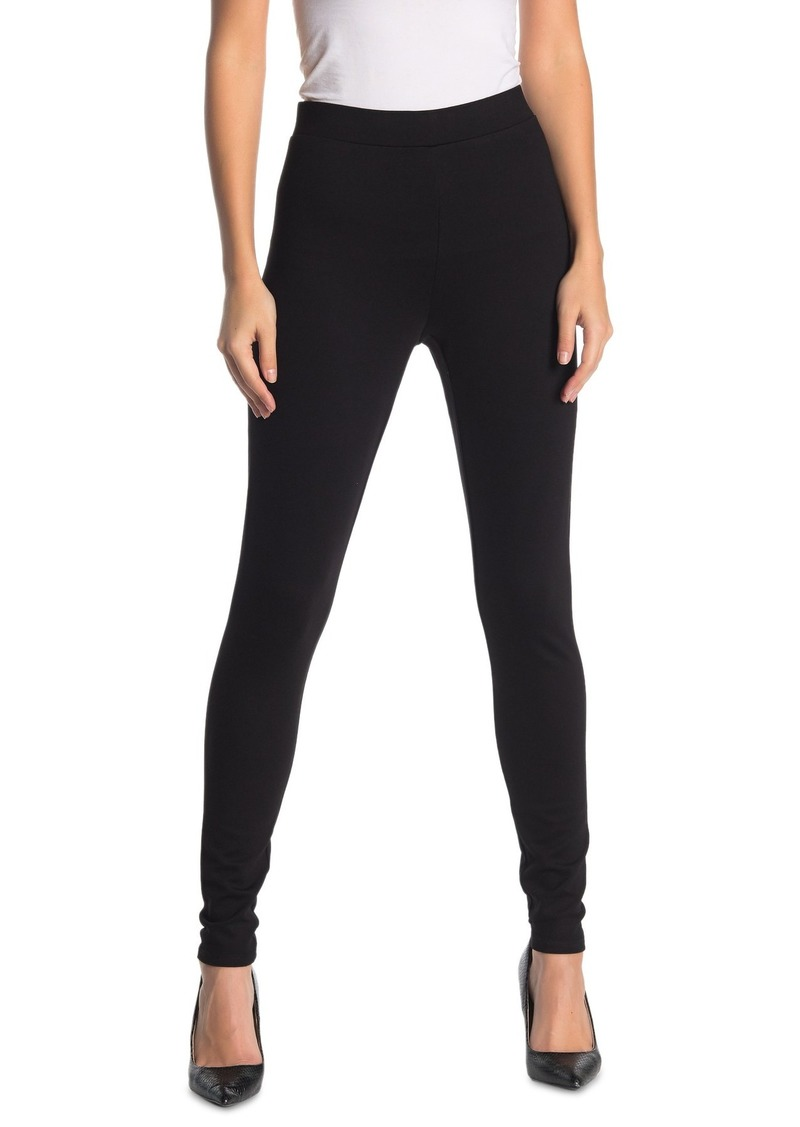 Philosophy Solid Pull-On Ponte Leggings