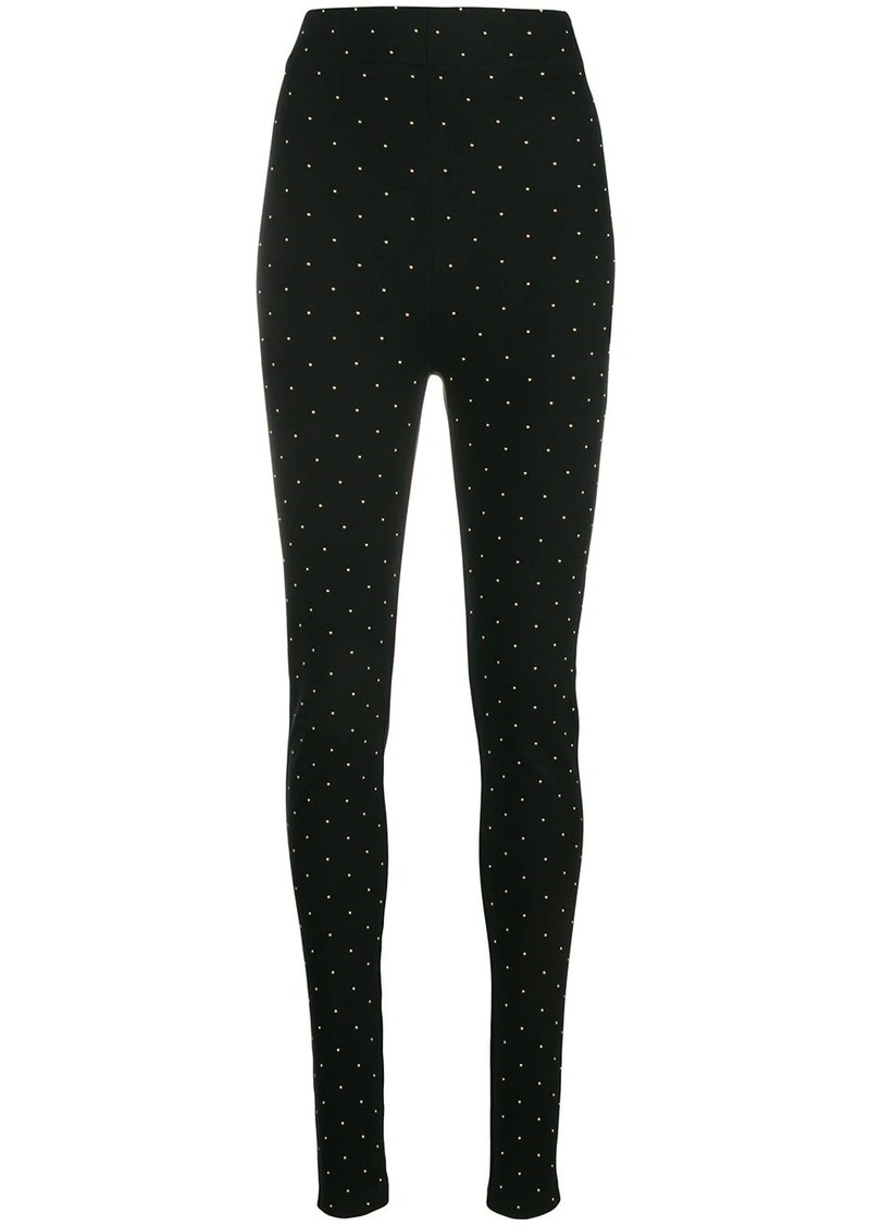 Philosophy studded leggings