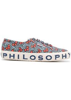 Superga x Philosophy sneakers