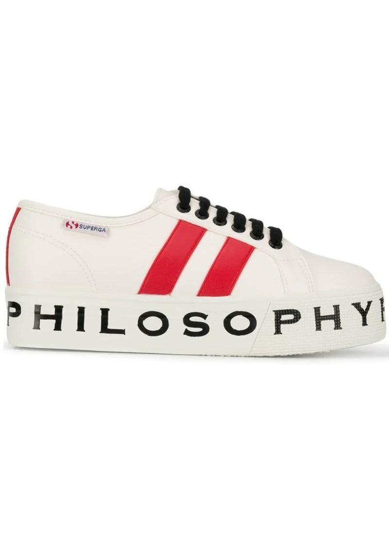 design di qualità 76bd5 5ba13 Superga x di Lorenzo Serafini sneakers