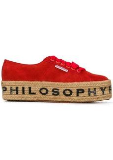 Superga x Philosophy di Lorenzo Serafini sneakers