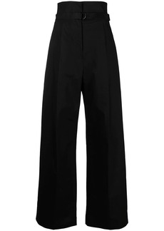 Philosophy wide-leg tailored trousers