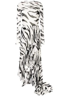 Philosophy zebra print dress