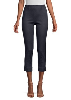 Piazza Sempione Audrey Cropped Denim Pants