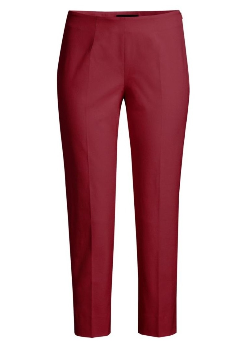 Piazza Sempione Audrey Stretch Cotton Capris