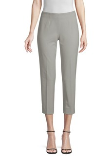 Piazza Sempione Audrey Stretch Cropped Pants