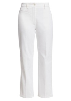 Piazza Sempione Cropped Chino Pants