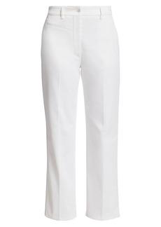 Piazza Sempione Cropped Chino Pants