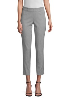 Piazza Sempione Emanuela Check Ankle Pants