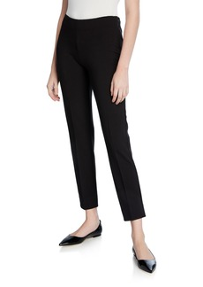 Piazza Sempione Emanuela Straight-Leg Jersey Pants