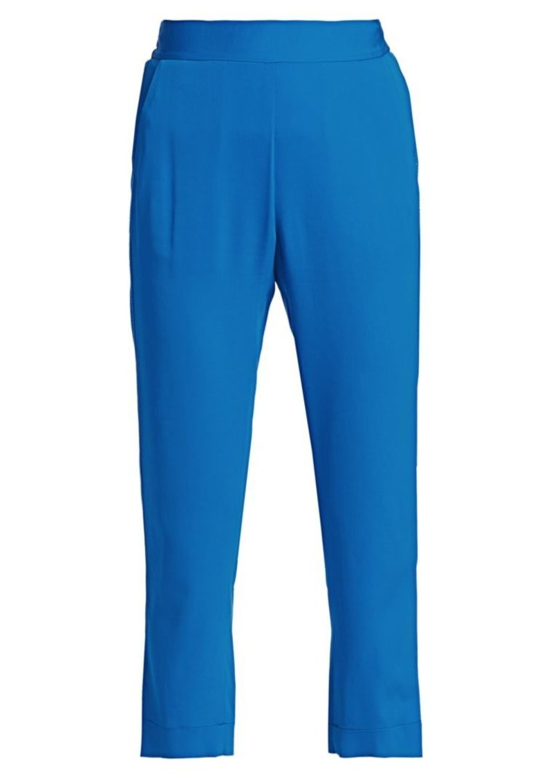 Piazza Sempione Hillary Relaxed Cropped Pants