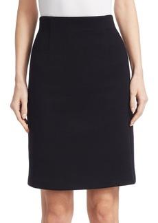 Piazza Sempione Jersey A-line Skirt
