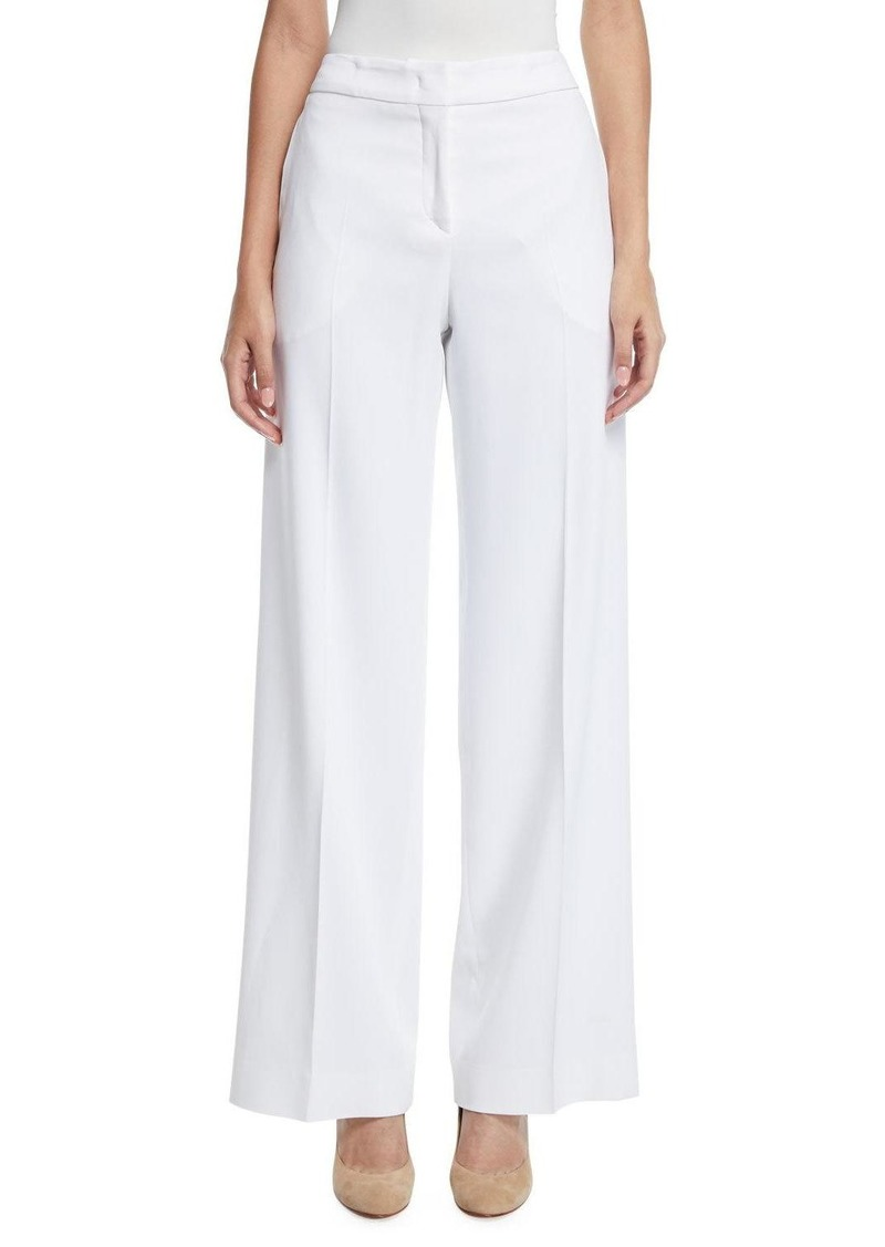 Piazza Sempione Michelle Wide-Leg Pants