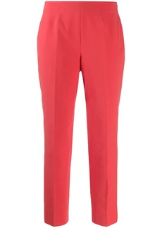 Piazza Sempione mid-rise cropped trousers
