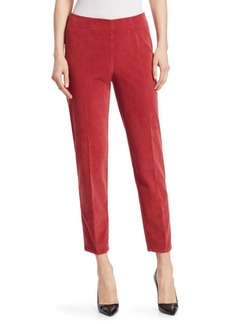 Piazza Sempione Monia Stretch Corduroy Pants