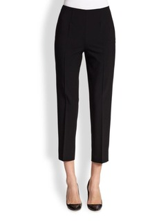 Piazza Sempione Audrey Stretch Wool Pants