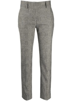 Piazza Sempione plain cropped trousers