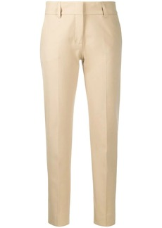 Piazza Sempione slim-fit cropped trousers
